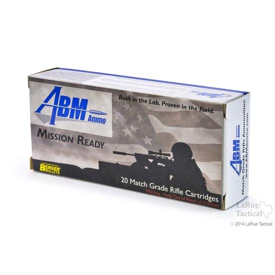 ABM 308 Win 175gr Ammo
