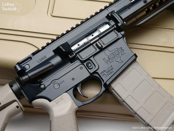 LaRue Tactical OBR 5.56 18 Inch