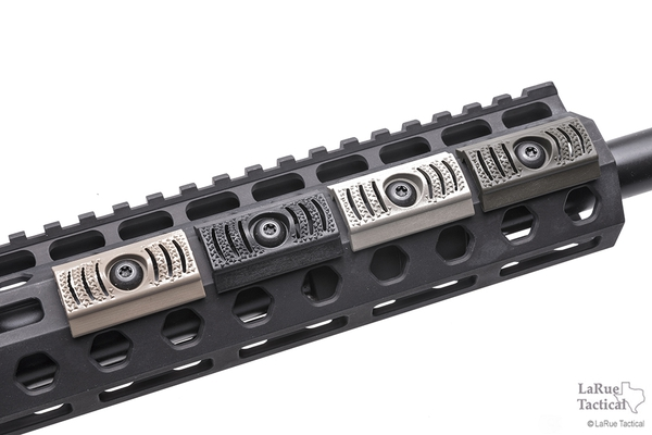 LaRue M-Lok Grip Adapter Panels