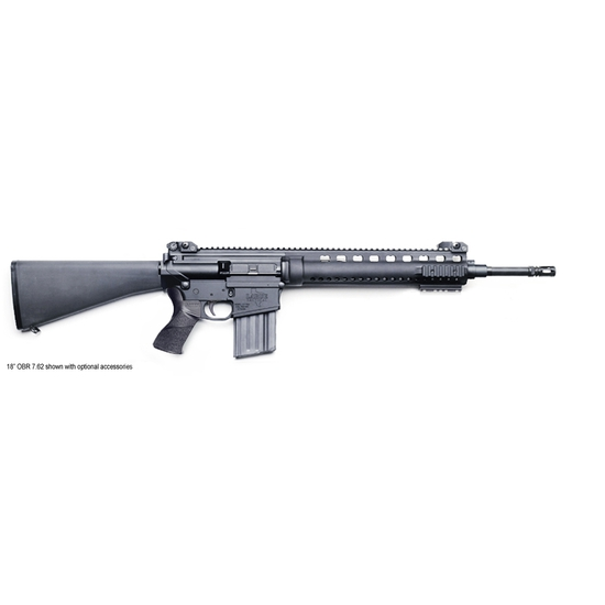18 Inch LaRue Tactical OBR (Optimized Battle Rifle) Complete 7.62 Rifle