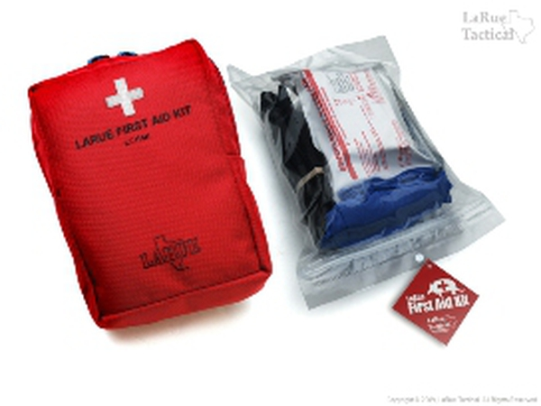 First Aid Kit with Pouch