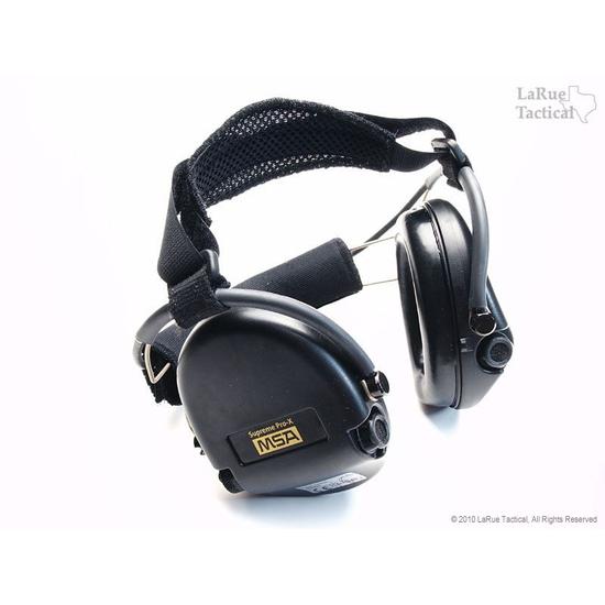 MSA Supreme Pro-X Ear Muff, Neckband