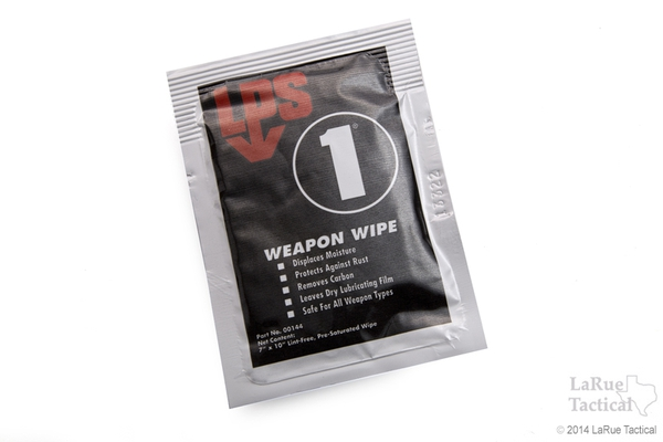 LPS Weapon Wipes