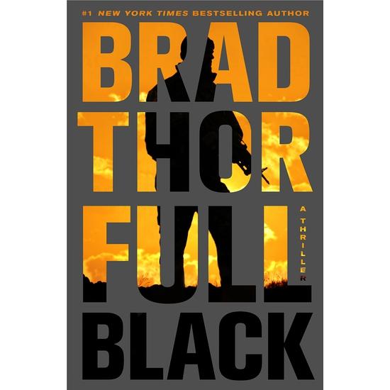 Book/ Full Black by Brad Thor