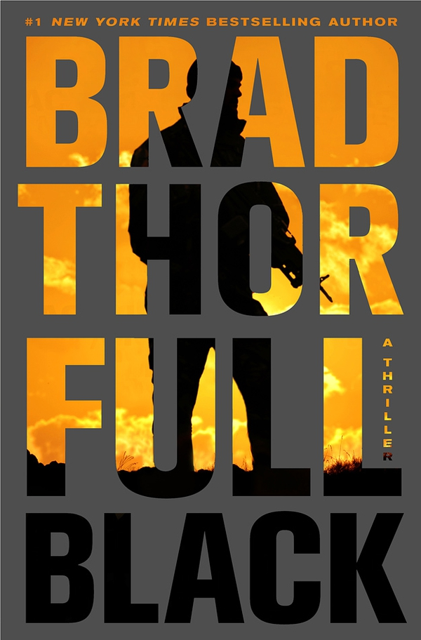 Book/ Full Black by Brad Thor