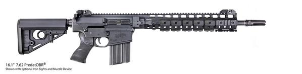 LaRue Tactical 16.1 Inch PredatOBR 7.62