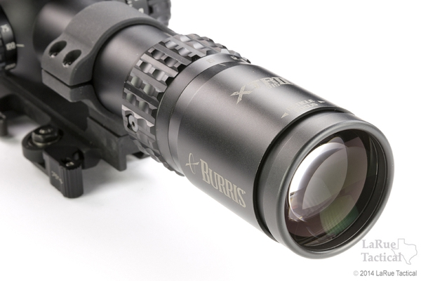 Burris XTRII 3-15x50 Riflescope with G2B Mil-Dot Reticle