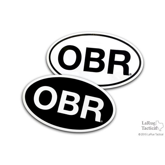 LaRue OBR Oval Decals/Stickers