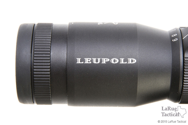 Leupold VXR Patrol 3-9x40mm FireDot TMR (30mm) with LaRue QD Mount
