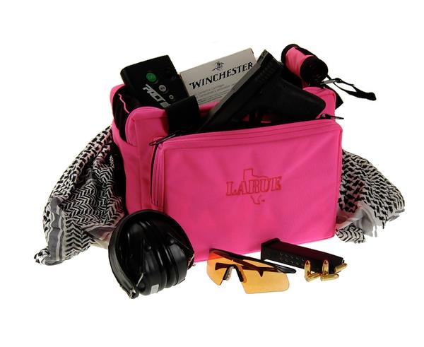 LaRue Range Bag Pro Shooteru0027s Bag PSRB 13 PINK With Logo