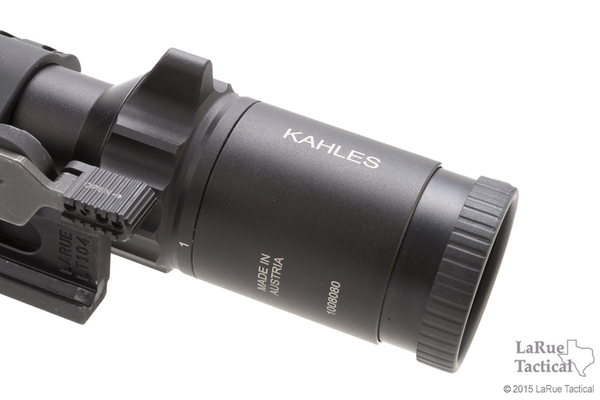 Kahles K16i 1-6x24 Rifle Scope (30mm) with LaRue QD Mount