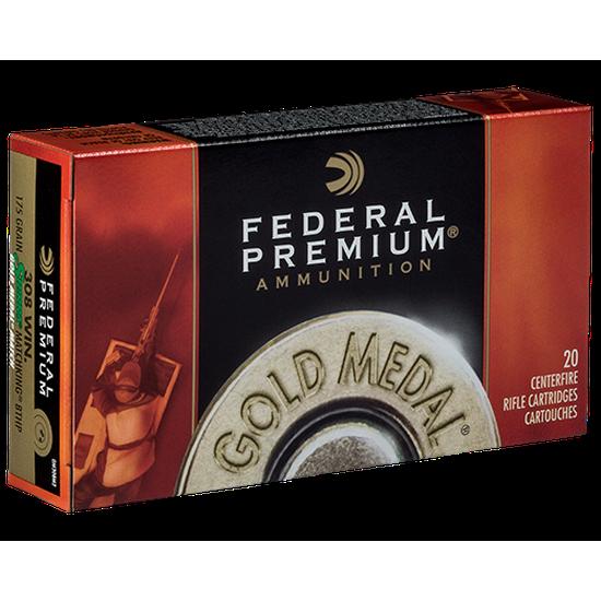 Federal Premium GMM .308 175 Gr. SMK