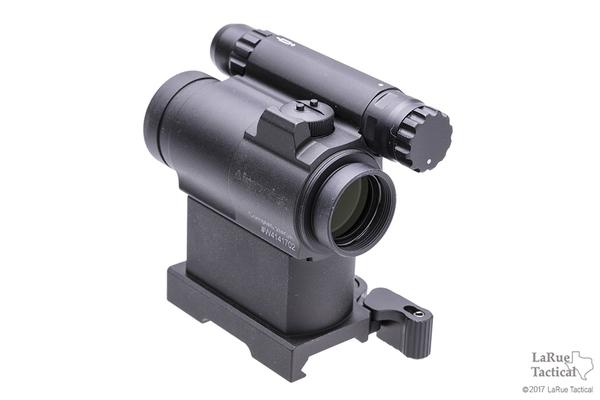 Aimpoint Comp M5 w/ LaRue Tactical QD Mount