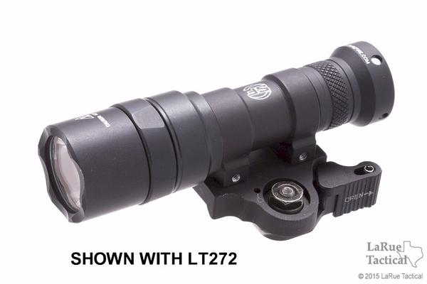 SureFire Mini Scout Light M300C (no Tapeswitch) with LaRue Mount