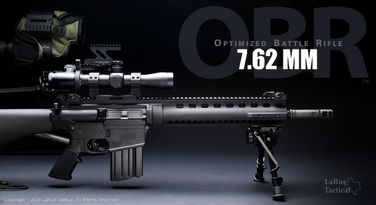 Here's a nice little shot of a Southern California LaRue Tactical Costa  Edition. Wasn't but a few years ago it was said that Californians would  never own a ...