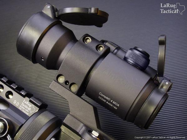 LaRue Tactical Cantilever CompM2 LT129