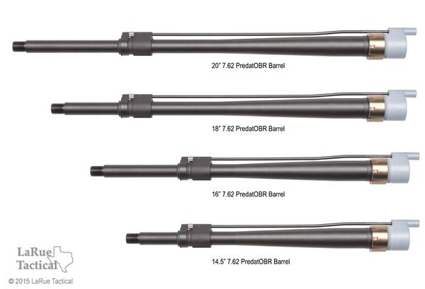 7.62 PredatOBR Barrel Cartridge Combo