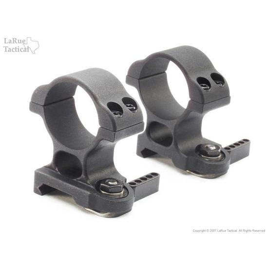 LaRue Tactical 30mm 2 Piece QD LT123