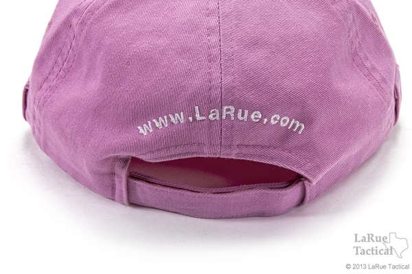LaRue Tactical Cap PINK - LIMITED EDITION