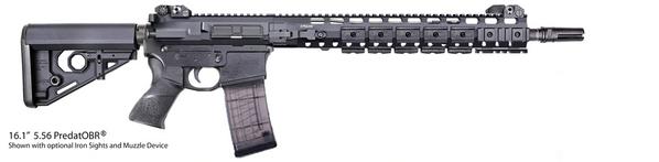 LaRue Tactical 16.1 Inch PredatOBR 5.56