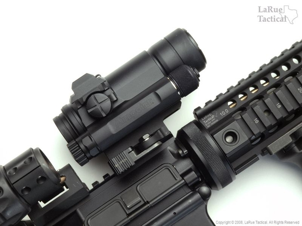 Aimpoint Comp M4s w/ LaRue Tactical QD Mount
