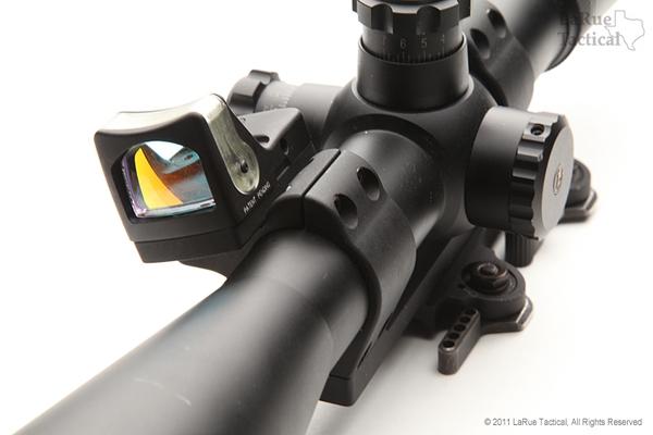 Trijicon RMR Sight and QD Mount Combo