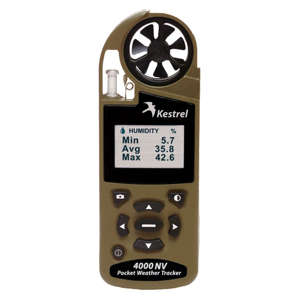 Kestrel Meter 4000NV Weather Meter