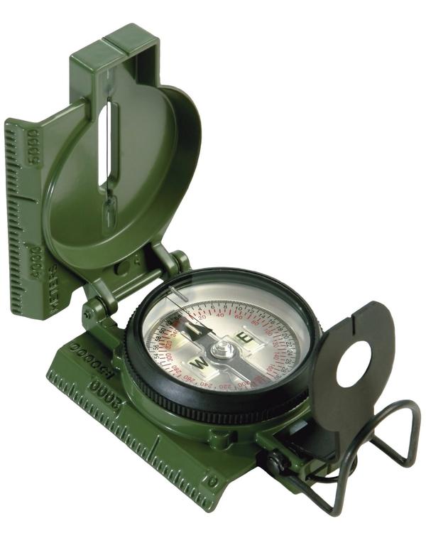 Compass/ Cammenga Lensatic w/ Tritium