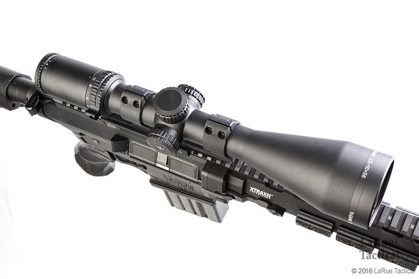Trijicon AccuPower 2.5-10x56 Riflescope with LaRue QD Mount