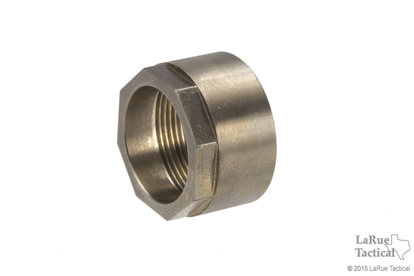LaRue Barrel Nut for 5.56 OBR & PredatAR