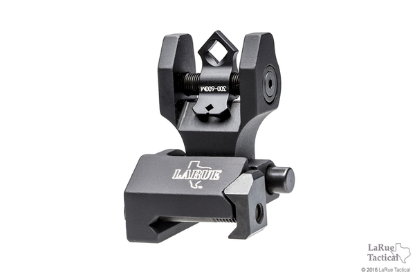 Sight/ Troy REAR Di-Optic Aperture-BLACK