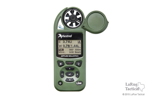 Kestrel Elite Weather Meter with Applied Ballistics & LiNK