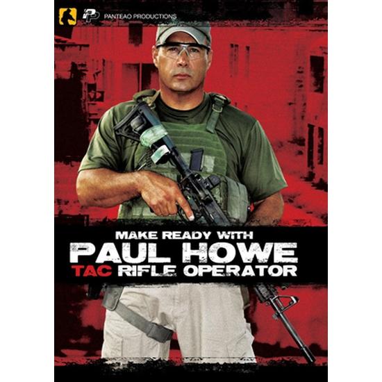 DVD Paul Howe Tactical Rifle Operator