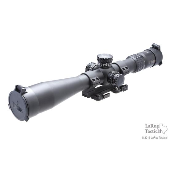 Burris XTR II 5-25x50 Riflescope with SCR Mil/MOA Reticle (34mm) with LaRue QD Mount
