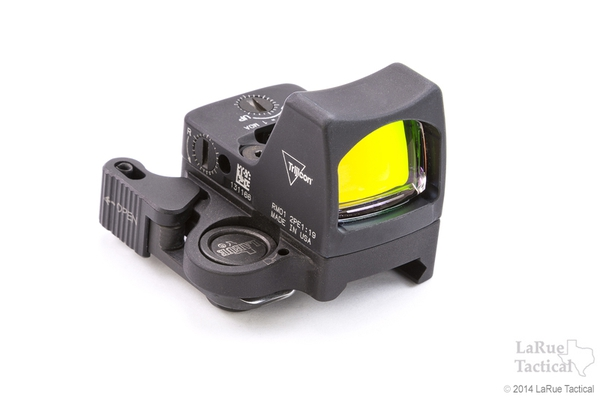 Trijicon RMR Type 2 LED and QD Mount Combo
