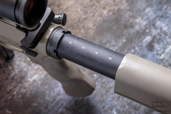 LaRue Tactical 6.5 Grendel FDE Rifle
