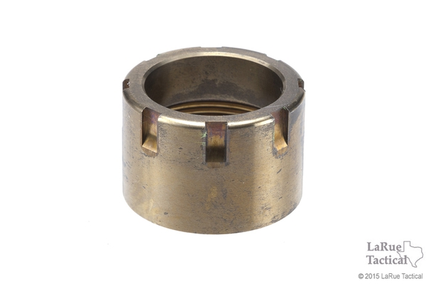 LaRue Barrel Nut for 5.56 Ultimate Upper Kits and PredatOBR Rifles