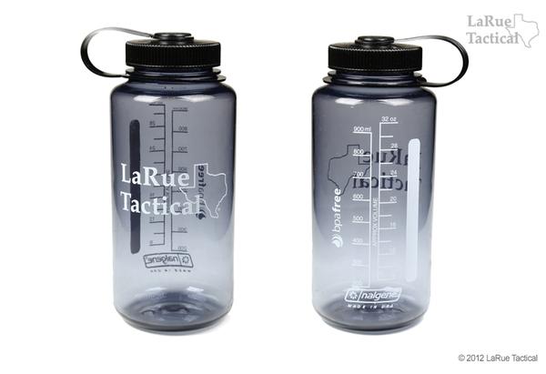 LaRue Logo'd Nalgene Bottle