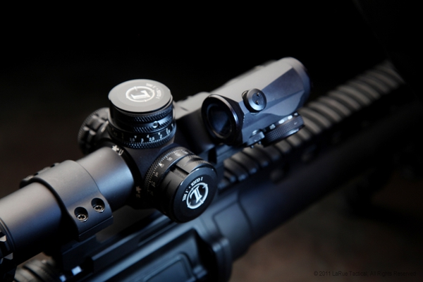 Aimpoint Micro T-1/H-1 and LT787 Ring Mount Combo