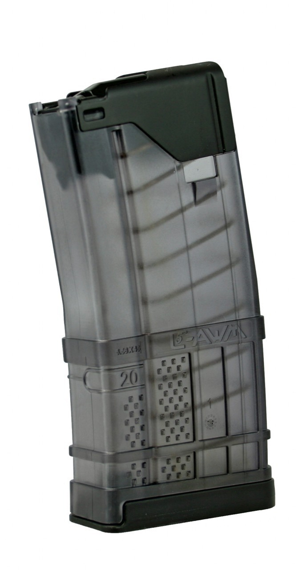 Lancer L5awm 5 56 20 Round Magazines Larue Tactical