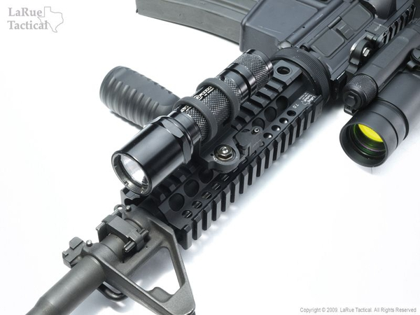 LaRue Tactical Inline Flashlight Mount LT707