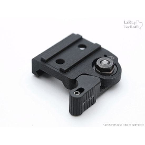 LaRue Tactical QD Mount-Low for Leupold Prismatic, LT691