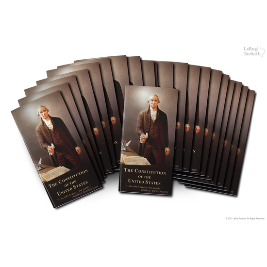 The Constitution of the United States Pocket Book - 20 pack