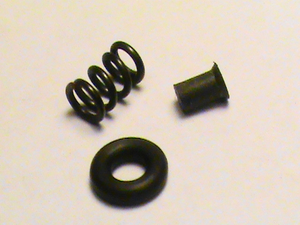 Extractor Upgrade kit/AR-15/Mil-Spec/Extra Power 5-Coil Extractor Spring, Extractor Insert and Viton O-Ring