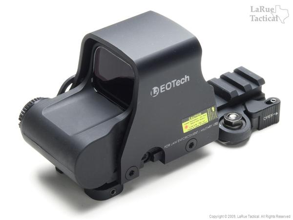 EOTech XPS with LT110 QD Mount