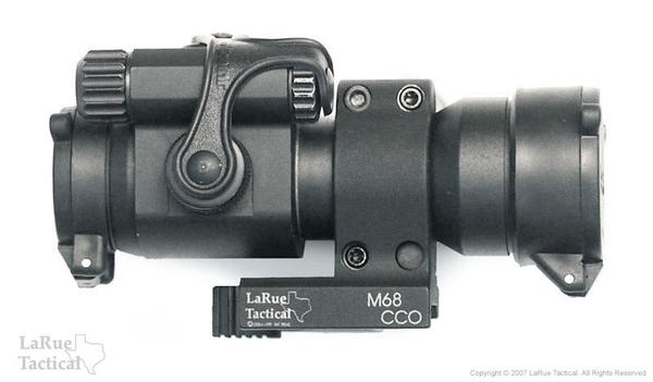 LaRue Tactical Comp M2 RAS II Mount QD LT152