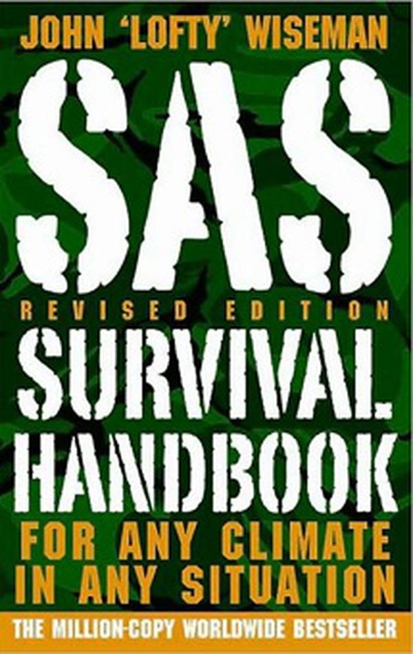 Book - Survival - SAS Survival Handbook - John Wiseman