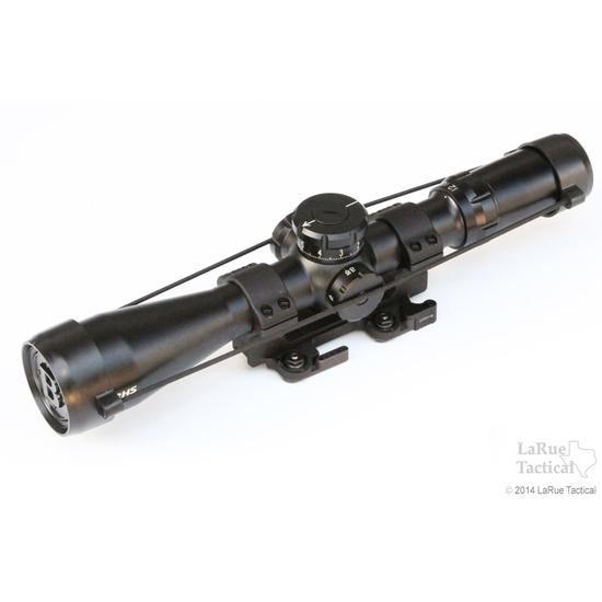 Bushnell LRHS 3-12x 44mm and LT Mount