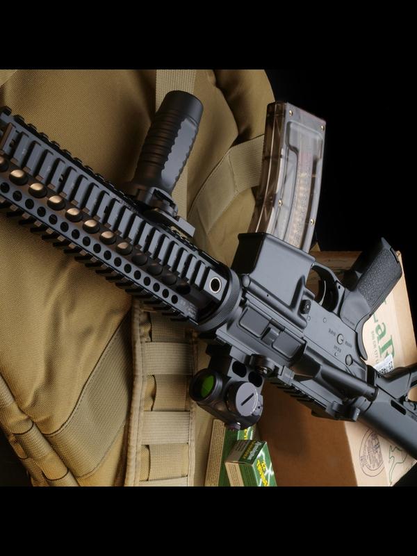 """LaRue Tactical 9.0"""" Handguard LT15-9"""