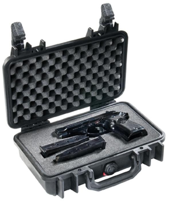 Pelican Pistol Case /BLACK
